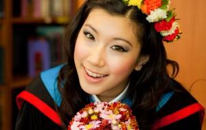 K.Mim at University of Thai Chamber of Commerce