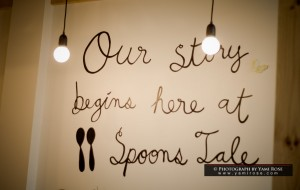 Two  Spoons Tale คาเฟ่เล็กๆ ที่แสนอบอุ่น