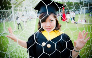 K.Oh at Assumption University