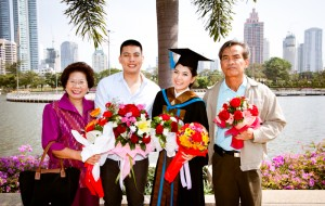 K.Kapook at Siam University