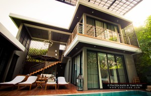 V Villas Hua Hin  รีสอร์ทสุดหรู บรรยากาศพักผ่อนกับคนรู้ใจ