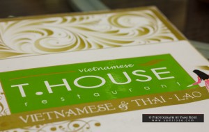 T.House อาหารเวียดนามแท้ๆ ที่ต้องลอง