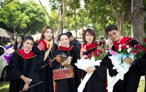 K.Boong at Bangkok University
