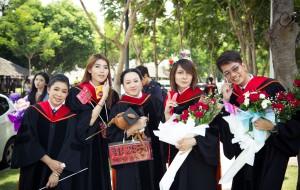 K.Boong at Bangkok University