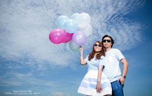 Pre-Wedding K.Ann & K.Tonie at Cher Resort Hua Hin
