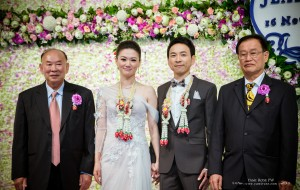 Wedding K.Jeab & K.Pond at Diamond Plaza Hotel