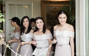 Engagement K.Beau & K.Toshi at Mandarin Oriental Hotel