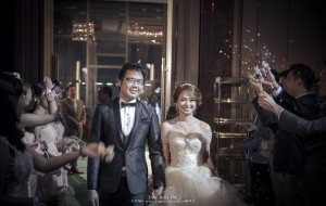 Wedding K.Cherry & K.Art at Renaissance Hotel