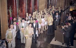 Engagement K.Nui & K.Beer at Renaissance Hotel