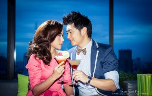 Pre-Wedding K.Nui & K.Beer at Renaissance Hotel