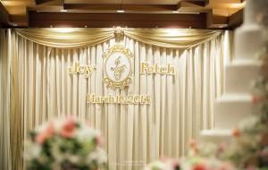 Wedding K.Joy & K.Petch at Army Club