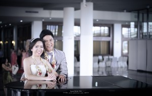 Wedding K.Joy & K.Petch at Army Club