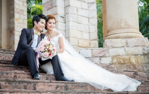 Pre-Wedding K.Duang & K.Tak at Assumption University