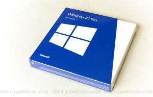 แกะกล่อง Windows 8.1 Pro Full Version