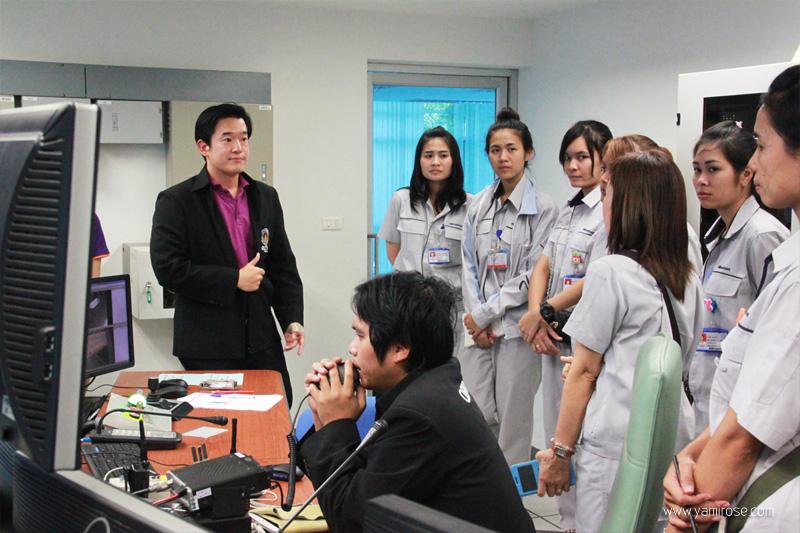 ต้อนรับบริษัท เอ็นเอ็มบี มินิแบไทย จำกัด [20.05.2015]