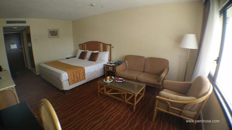 Hotel Galadari Colombo View