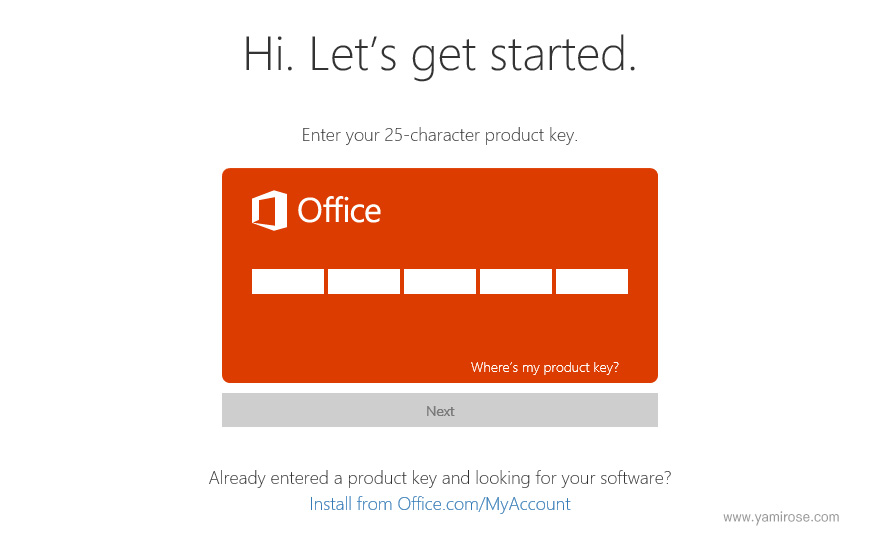 Renew Microsoft Office 365