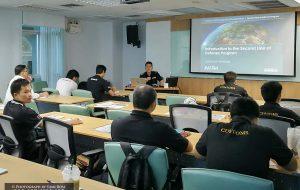สทบ. จัดโครงการพัฒนาประสิทธิภาพในโครงการ Megaports Initiative 18-21.04.2017