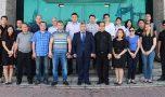 สทบ. ต้อนรับคณะศึกษาดูงานศุลกากรอุซเบกิสถานและอาเซอร์ไบจาน 18.05.2017
