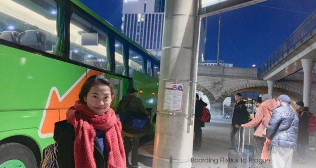 การเดินทางจากมิวนิคไปปรากด้วย FlixBus