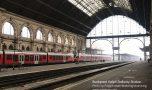 การเดินทางโดยรถไฟจากเวียนนาไปบูดาเปสท์